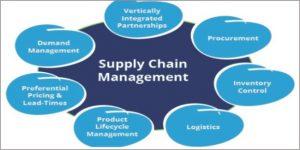 Dissertation report supply chain management